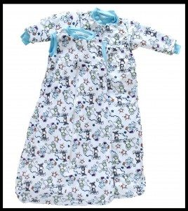 little bo babies sleeping bag