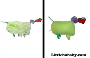Lbb green-croc-before-and-after